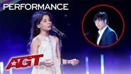 Emanne Beasha and Lang Lang Deliver A BEAUTIFUL Piano and Opera Duet - America's Got Talent 2019