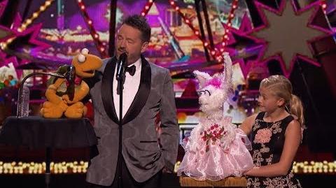 America's Got Talent 2017 Finale Darci Lynne Special Performance Full Clip S12E24