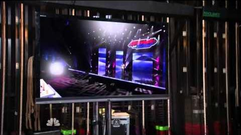Travis Pratt - America's Got Talent 2013 Season 8 - Vegas Week
