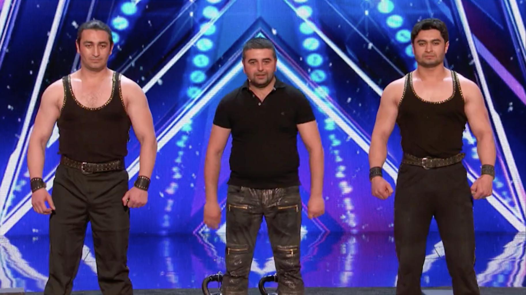 Azeri Brothers
