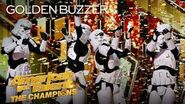 Golden Buzzer Boogie Storm! Simon's Dreams Come True AGAIN - America's Got Talent The Champions
