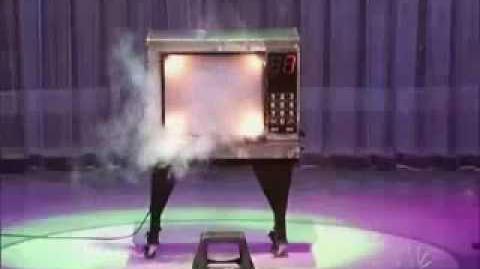 Microwave of Death Magic - Nathan Burton - America's Got Talent