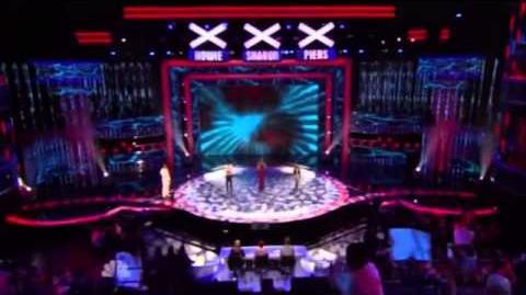 Q1 Results ~ America's Got Talent 2011 LIVE p3 YouTubetle