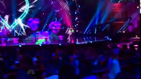 America's Got Talent 2014 Quarterfinal 2 Mara Justine