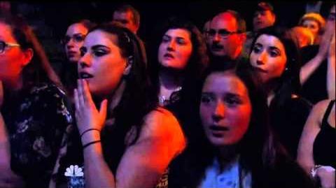 America's Got Talent 2015 Aiden Sinclair Judges Cuts Week 2