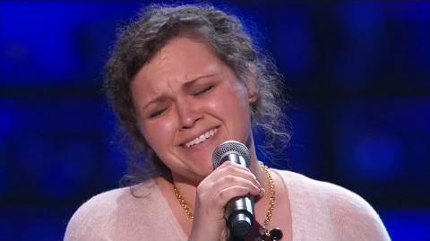 America's Got Talent 2015 S10E10 Judge Cuts - Brittney Allen & That Hoop Guy