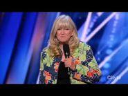America's Got Talent 2021 Mama Char Full Performance Auditions Week 3 S16E03