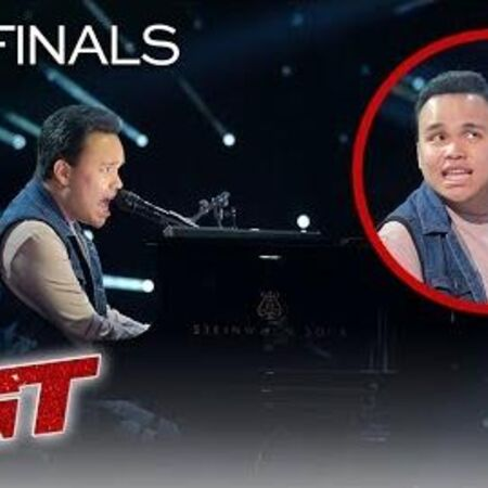"""Kodi Lee Will Make You EMOTIONAL With """"You Are The Reason"""" By Calum Scott - America's Got Talent"""