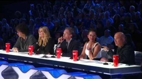 America's Got Talent 2015 Samantha Hess Judges Cuts Weeks 1