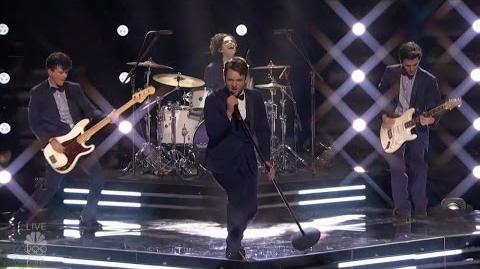 America's Got Talent 2016 Daniel Joyner High School Singer Live Shows S11E12