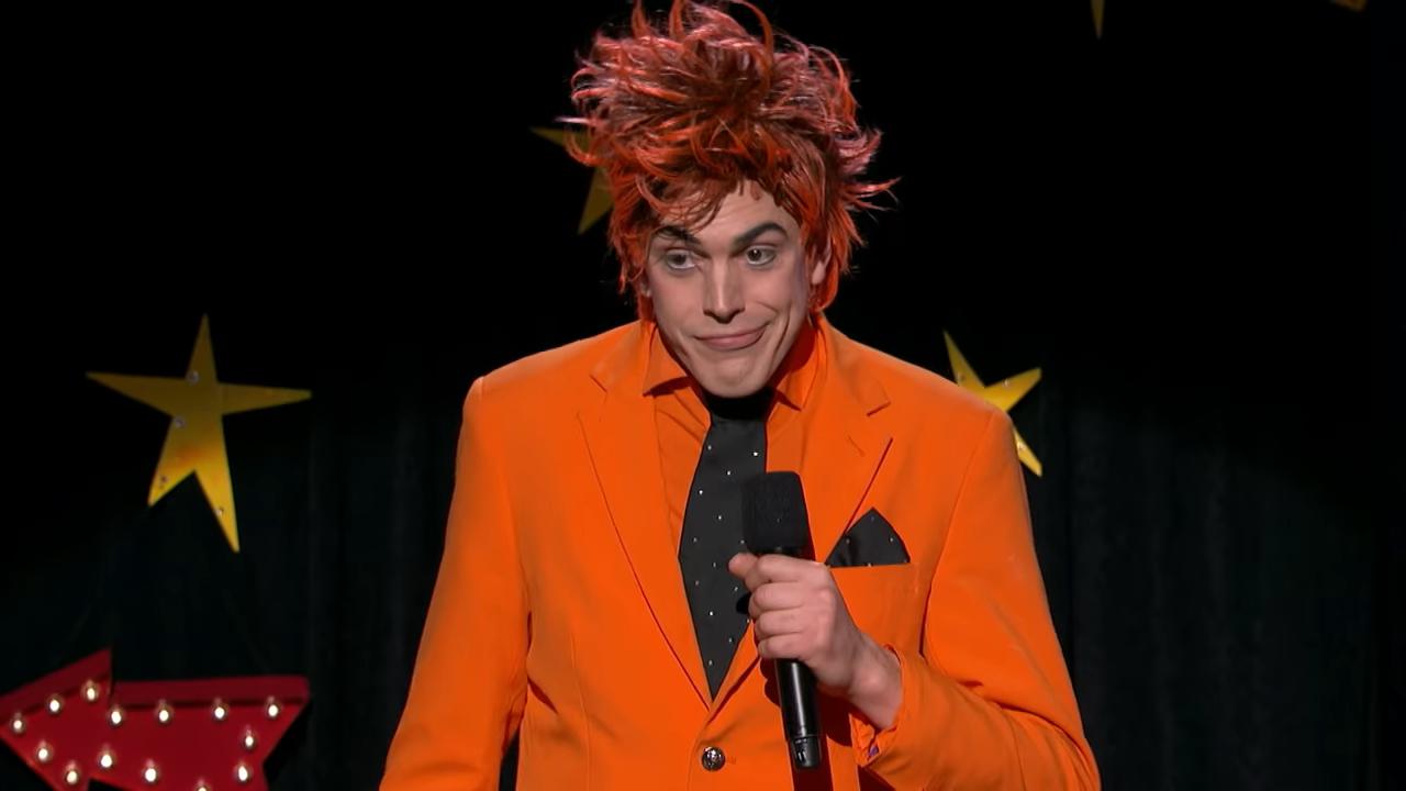 The Orange Magician