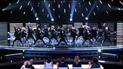 America's Got Talent 2015 Chapkis Dance Family Judges Cuts Weeks 1