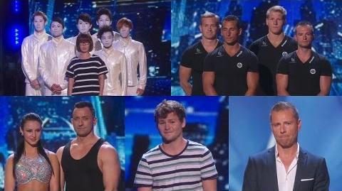 America's Got Talent 2015 S10E16 Live Shows Round 1 Results 2