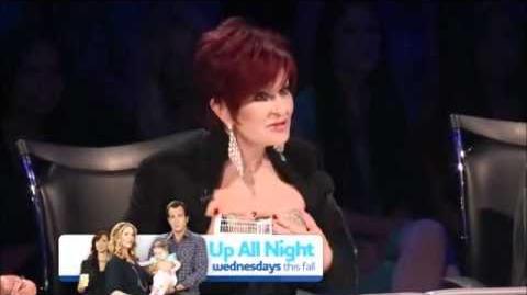 Anna Graceman - America's Got Talent - Hollywood Live