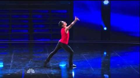 America's Got Talent 2015 Benjamin Yonnaton Judges Cuts Week 2