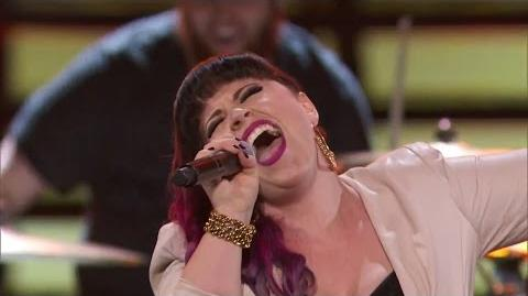 America's Got Talent 2015 S10E10 Judge Cuts - Stacey Kay Band