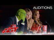 Howie Mandel IS the Grinch - Top Grumpy Judge Moments - America's Got Talent 2021