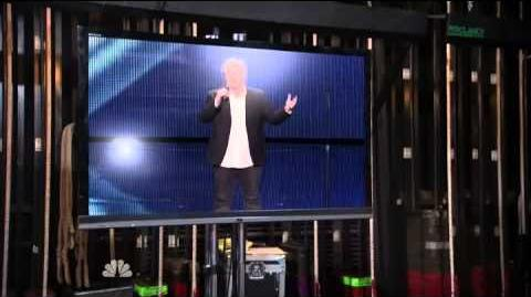 Jonathan Allen - America's Got Talent 2013 Season 8 - Vegas Week