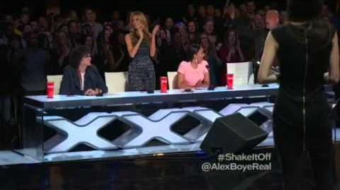 America's Got Talent 2015 Alex Boyé Auditions 5