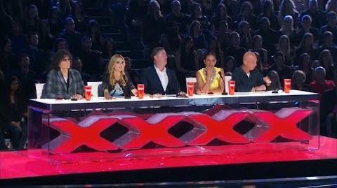 America's Got Talent 2015 S10E13 Judge Cuts - 4 X Failed Acts