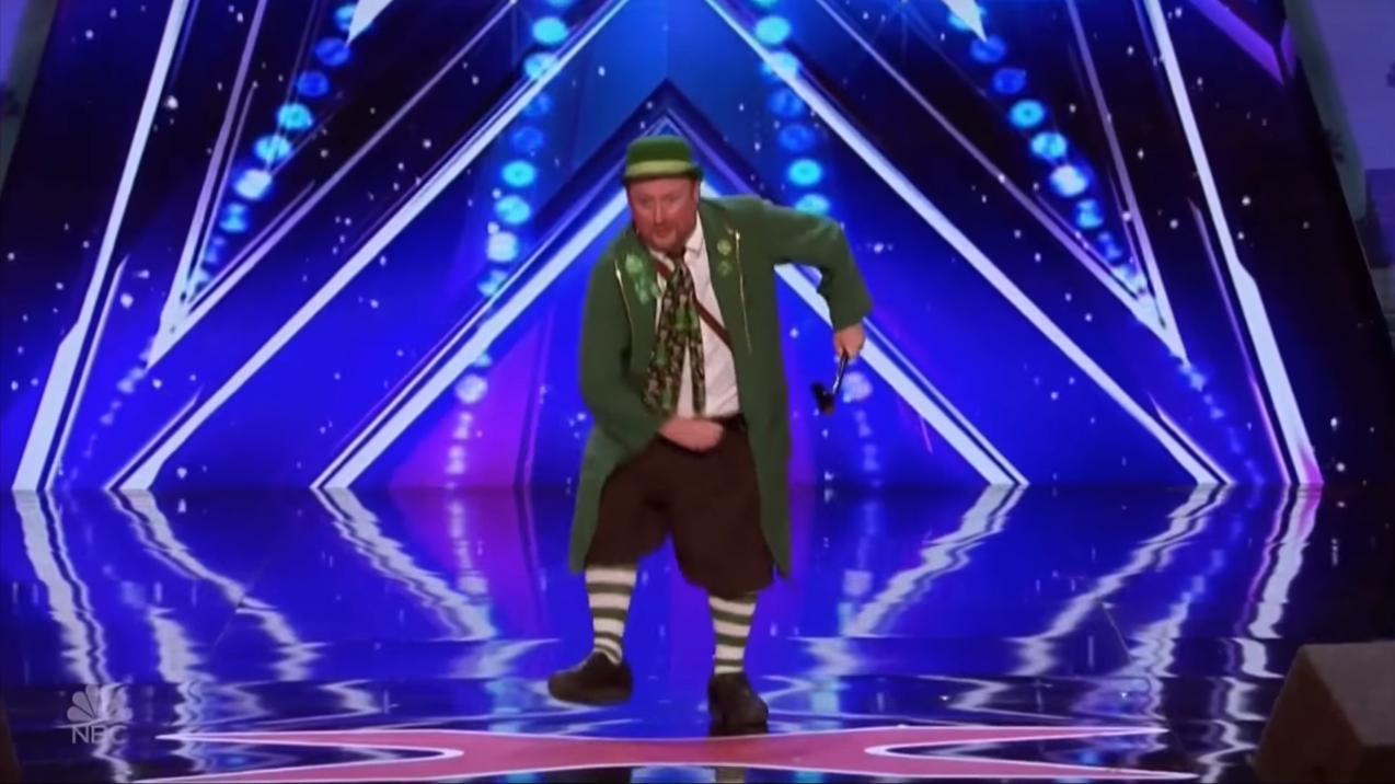 Joey the Leprechaun