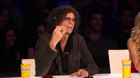 America's Got Talent 2013 Unsucsessful Band Week 4