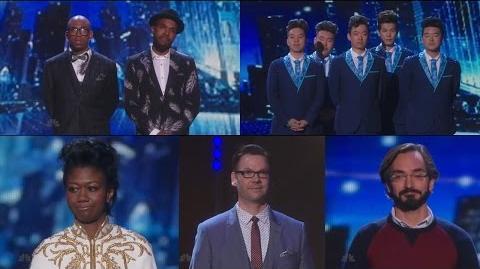 America's Got Talent 2015 S10E18 Live Show Round 2 Results 2