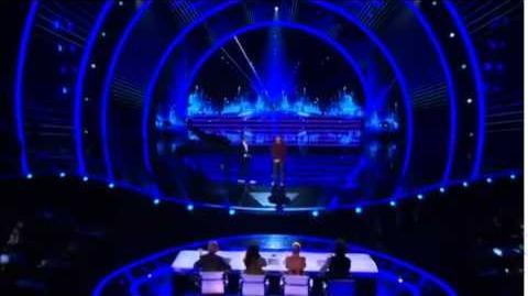America's Got Talent 2014 Paul Leti Semi-Final 1