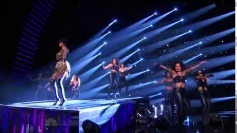 America's Got Talent 2014 Quintavious Johnson & Jennifer Hudson Grand Final