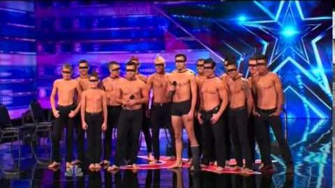 America's Got Talent 2014 Dance Acts Auditions 3