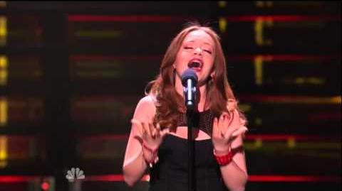 America's Got Talent 2015 Daniella Mass Judges Cuts Week 2
