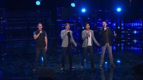 America's Got Talent 2015 S10E13 Judge Cuts - VOX Classical Singers