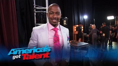 Ladies Love Nick Cannon SingleNickCannon - America's Got Talent 2015
