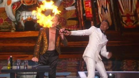 America's Got Talent 2015 S10E25 Finals - The Professional Regurgitator Stevie Starr Full Video