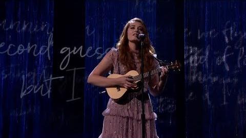 America's Got Talent 2017 Mandy Harvey Finals Full Clip S12E23
