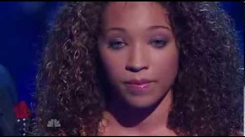 Selena Mykenzie Gordon - America's Got Talent 2013 Season 8 - Radio City Music Hall FULL