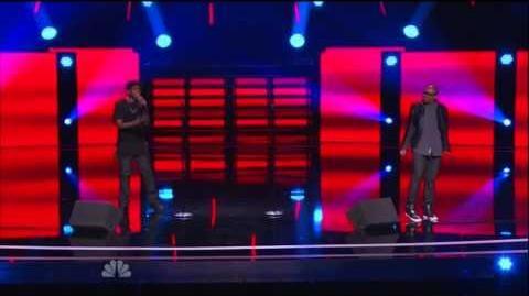 America's Got Talent 2015 Craig Lewis Band Judges Cuts Week 2