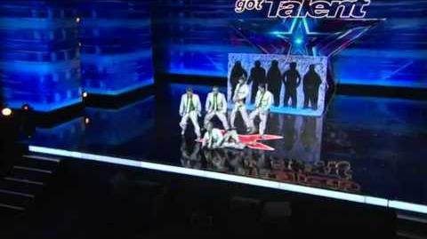 America's Got Talent 2015 Animation Crew Auditions 5