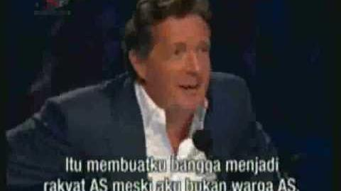 America's Got Talent - Texas Tenors (Indonesian Subtitle)