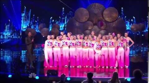 America's Got Talent 2014 Jasmine Flowers Quarterfinal 1