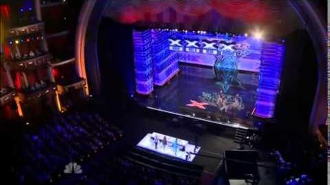 America's Got Talent 2014 Real Encounter Auditions 2