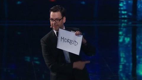 America's Got Talent 2015 S10E13 Judge Cuts - Derek Hughes Comedic Magician