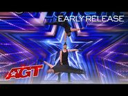 Early Release- Rialcris Delivers Incredible Hand Balancing - America's Got Talent 2021