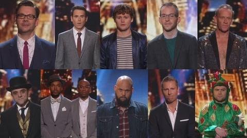 America's Got Talent 2015 S10E26 Finale Bottom 5