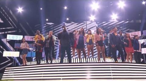 America's Got Talent 2016 Semi-Finals Musicality S11E18
