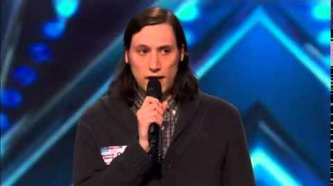 America's Got Talent 2014 Darik Santos Auditions 6