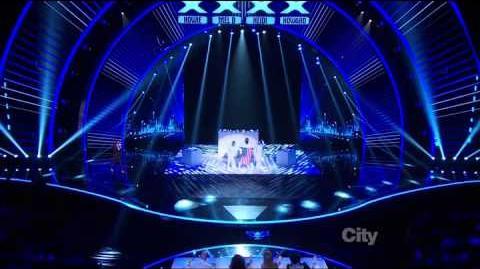 SensEtion - America's Got Talent 2013 Season 8 - Radio City Music Hall FULL