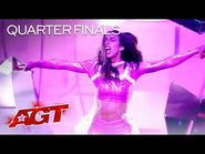 Shuffolution Delivers Cool Shuffle Dance Routine on AGT - America's Got Talent 2021