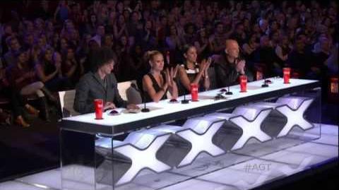 America's Got Talent 2015 Enra Auditions 6