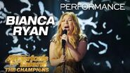 Bianca Ryan Returns After Battling Paralyzed Vocal Cord - America's Got Talent The Champions